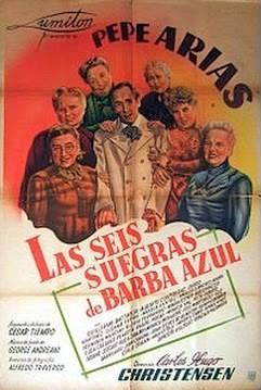 Las seis suegras de Barba Azul (1945)