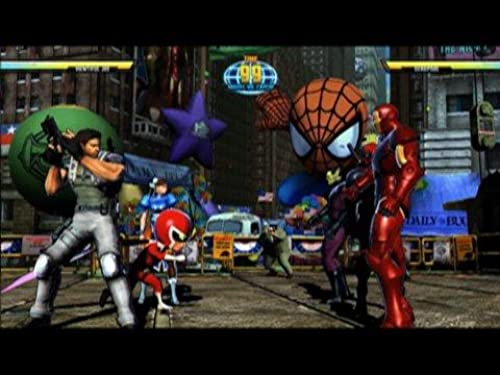 Marvel vs. Capcom 3: Fate of Two Worlds (VG)