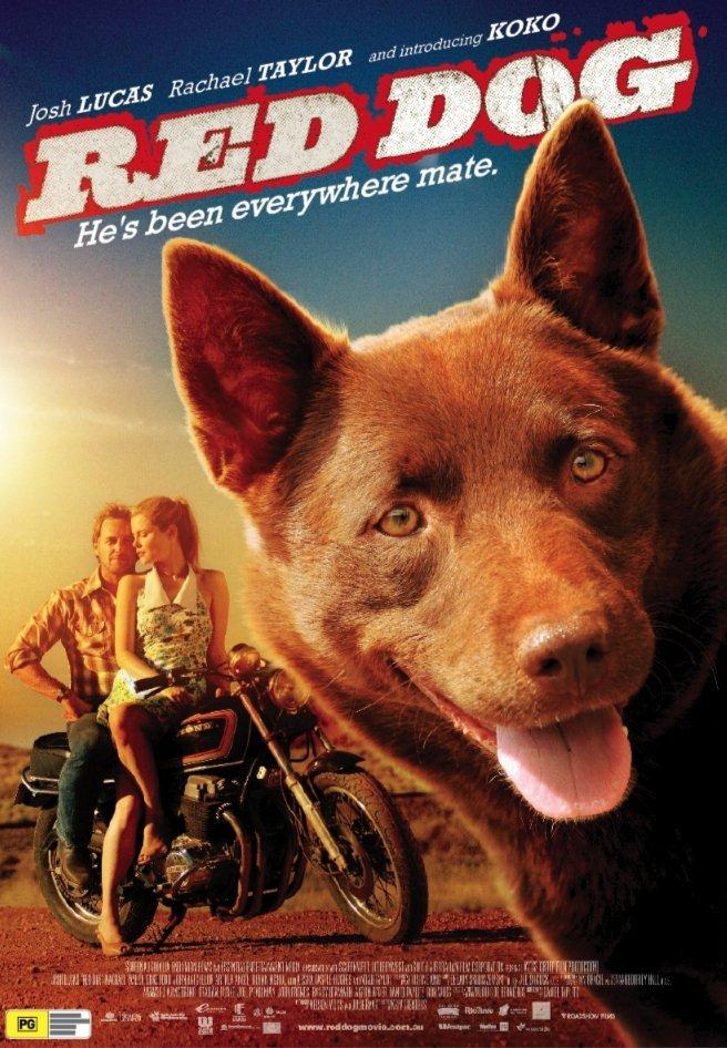فيلم Red Dog مترجم