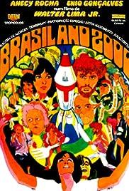 Brasil Ano 2000 Poster