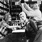 Roscoe 'Fatty' Arbuckle, Alice Mann, and Al St. John in His Wedding Night (1917)