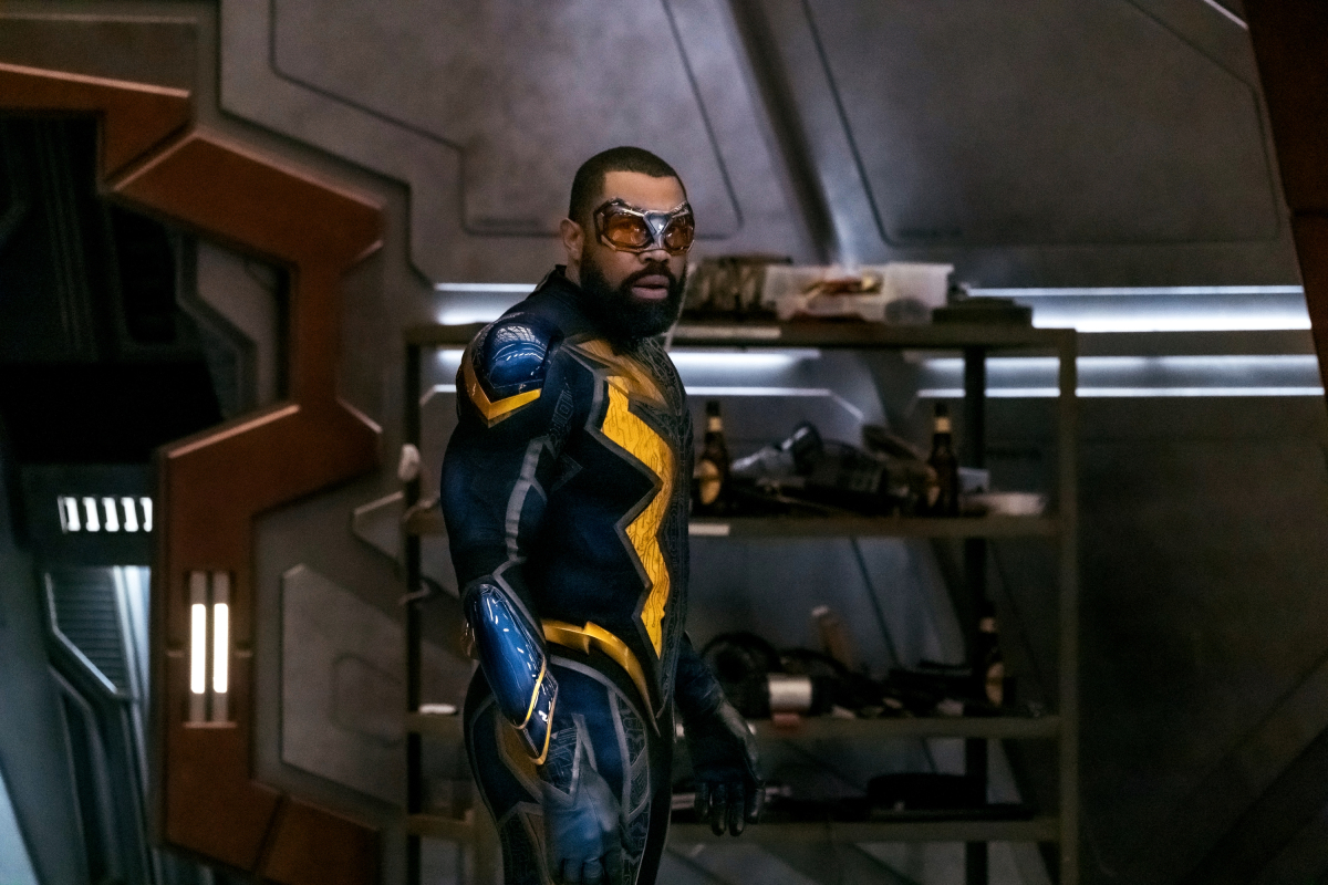 Cress Williams in The Flash (2014)