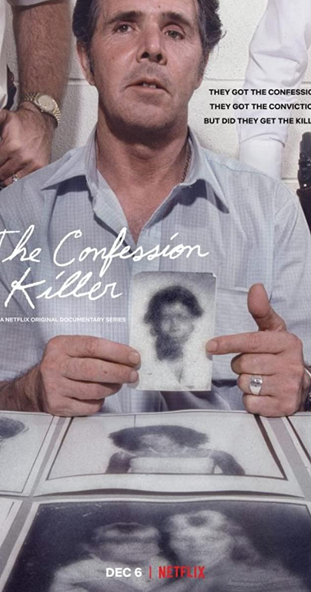 Download The Confession Killer or watch streaming online complete episodes of  Season 1 in HD 720p 1080p using torrent