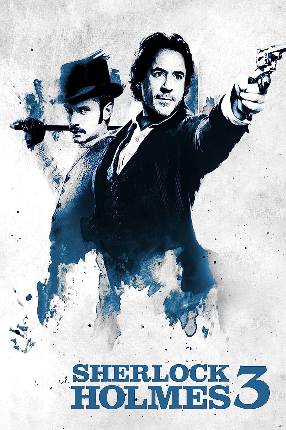 Assistir grátis Sherlock Holmes 3 Online sem proteção