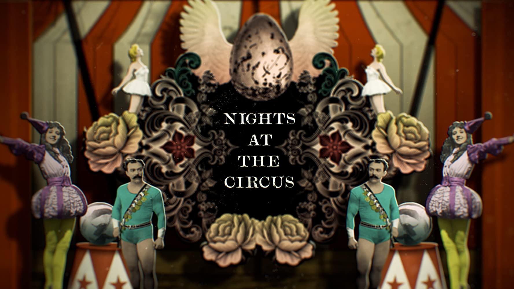angela carter circus
