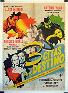 Brrip movies downloads Tres citas con el destino by [hddvd]