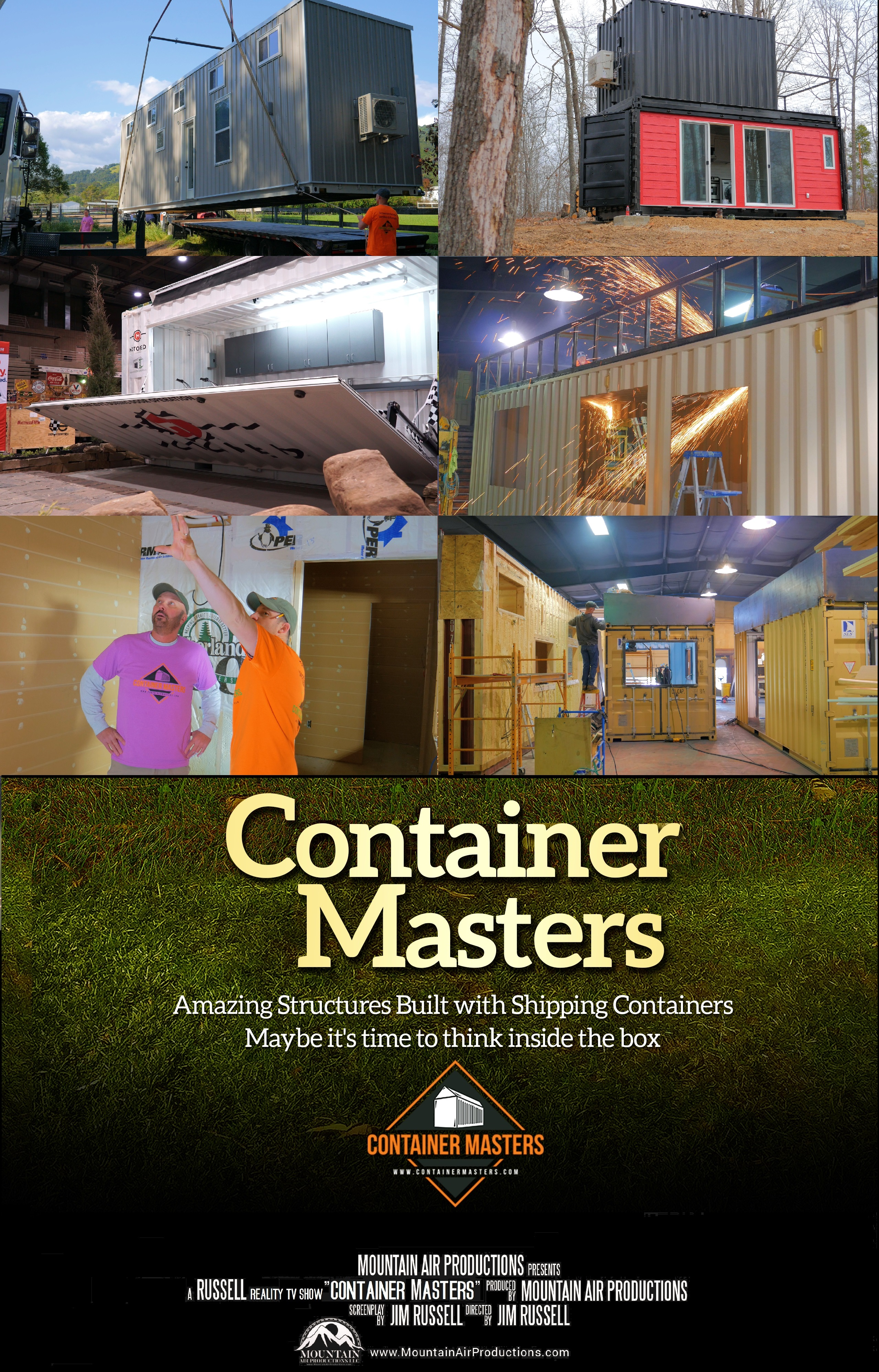 Container Masters (TV Movie) - IMDb