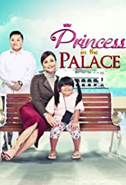 Princess in the Palace Poster