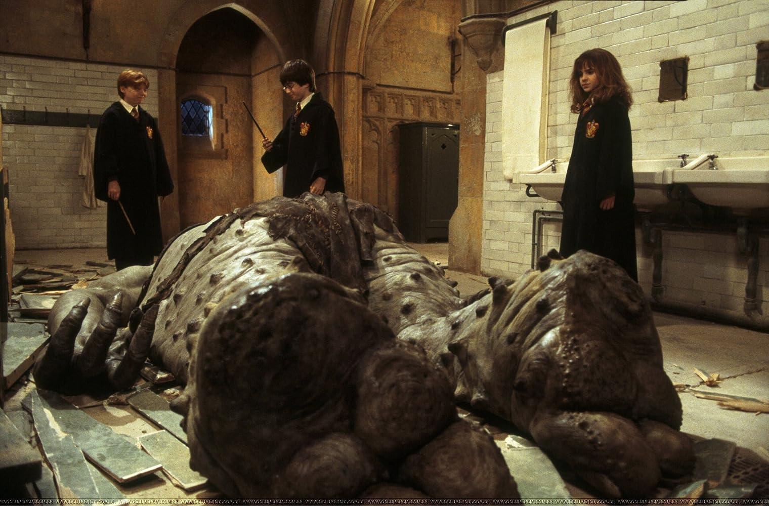 Met Harry Potter and the Sorcerer's Stone zet jij als kijker de eerste stappen in de magische wereld