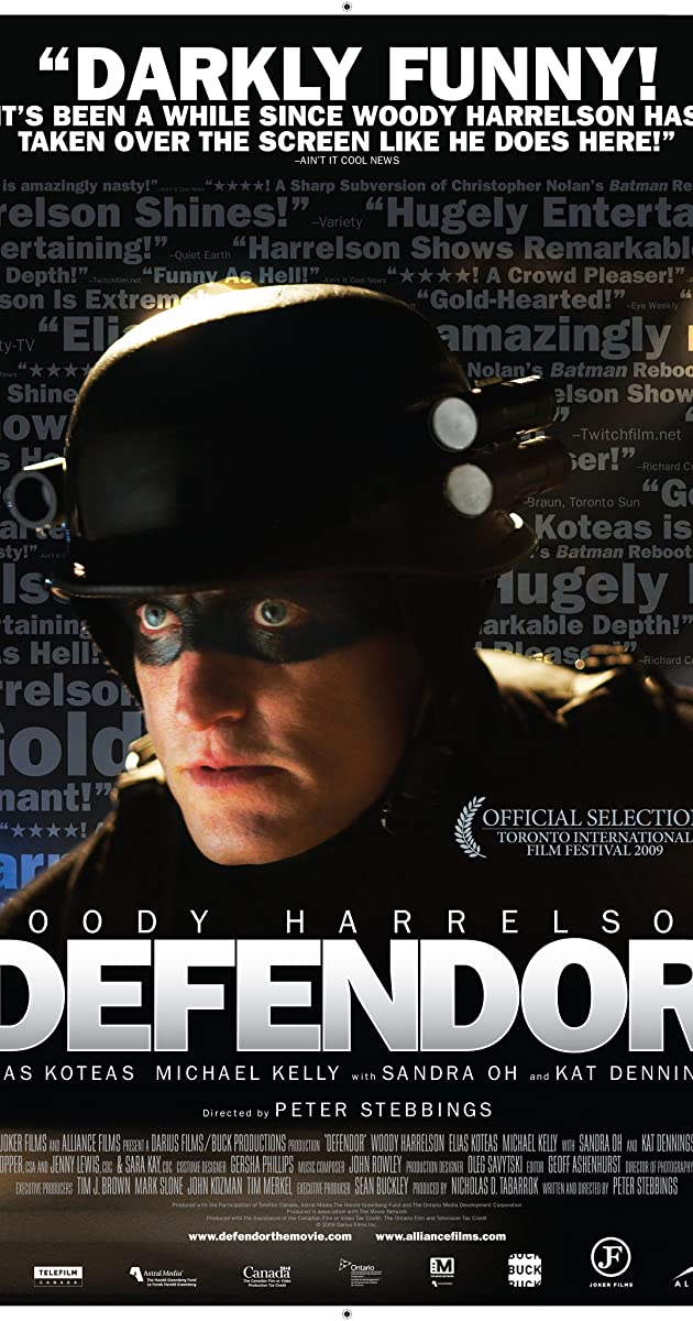 Subtitle of Defendor
