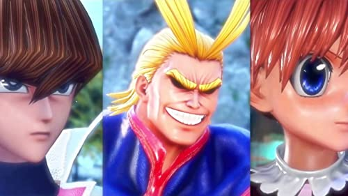Jump Force: Character Release Trailer