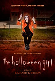 The Halloween Girl Poster