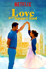 Vicky Kaushal and Angira Dhar in Love Per Square Foot (2018)