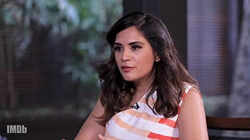 Richa Chadha on 'Mr. India,' Classic Movies and More