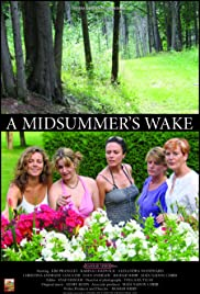 A Midsummer's Wake Poster