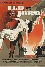 Ild og jord Poster