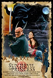 The Sun Devil and the Princess Poster