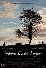 Mitte Ende August (2009) Poster - Movie Forum, Cast, Reviews