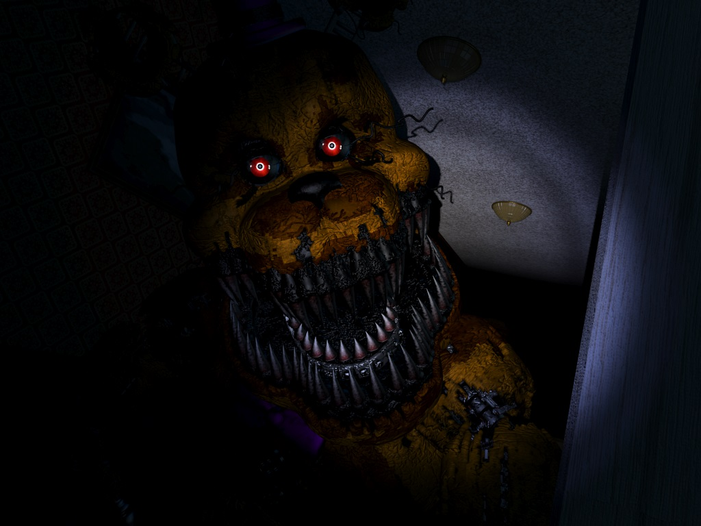 Five Nights At Freddy S 4 The Final Chapter 2015