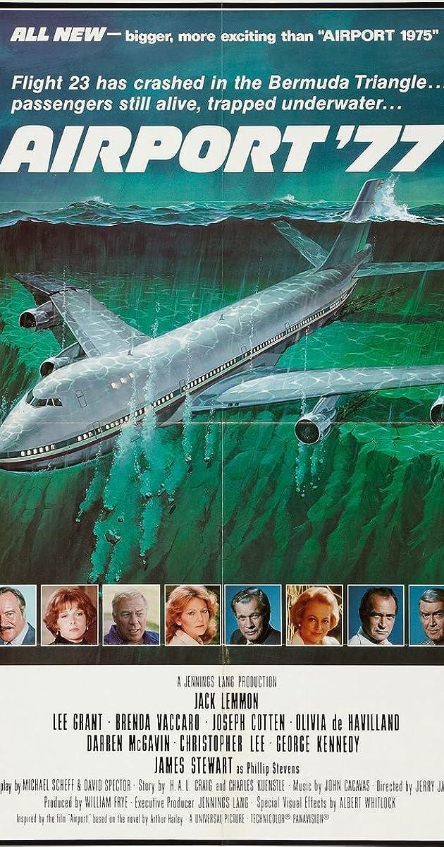 Airport 77 1977 Full Cast Crew Imdb