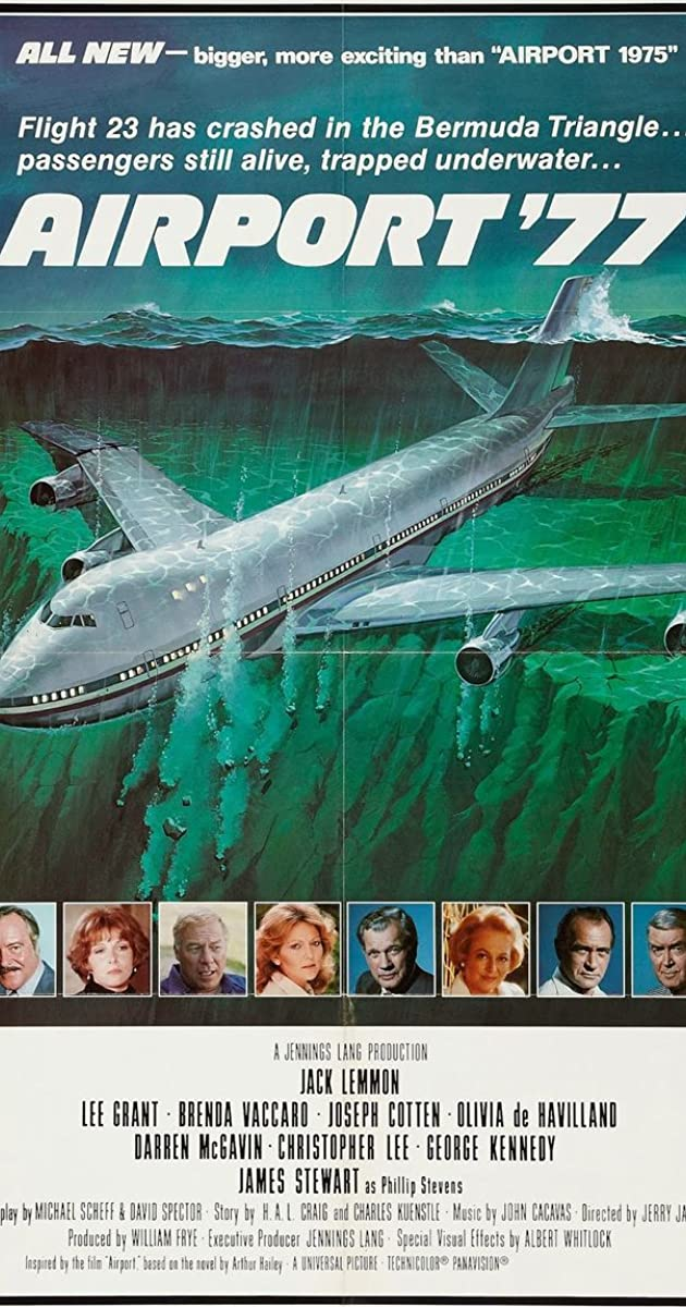 airport 77 1977 imdb