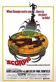 Scorpio(1973) Poster - Movie Forum, Cast, Reviews