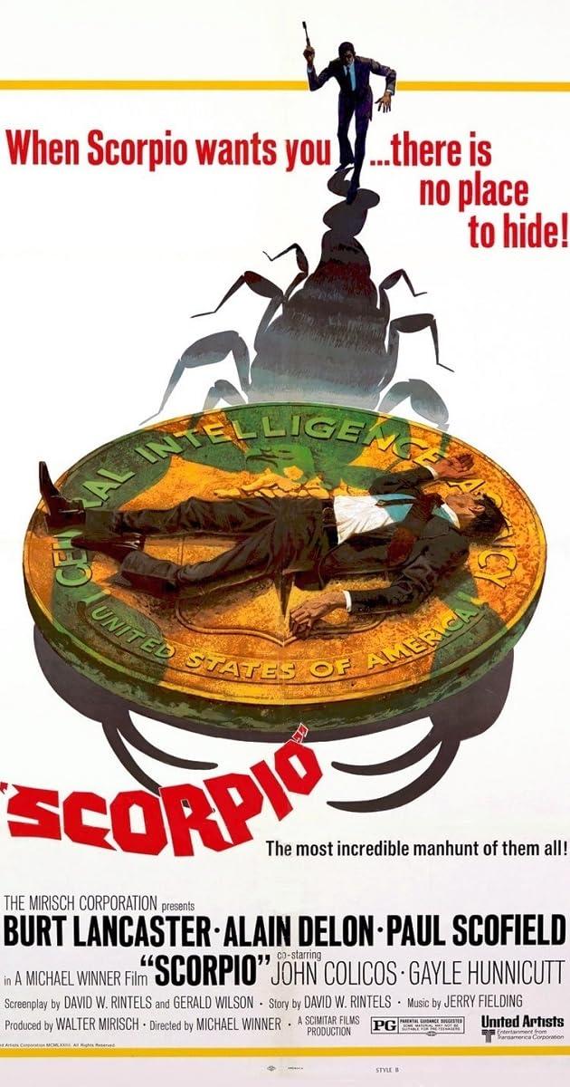 Subtitle of Scorpio