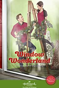 Chyler Leigh and Paul Campbell in Window Wonderland (2013)
