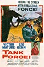 Tank Force (1958) Poster