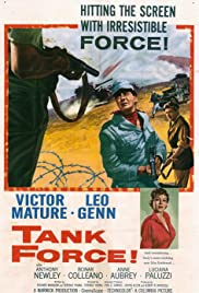 Tank Force (1958) Poster - Movie Forum, Cast, Reviews