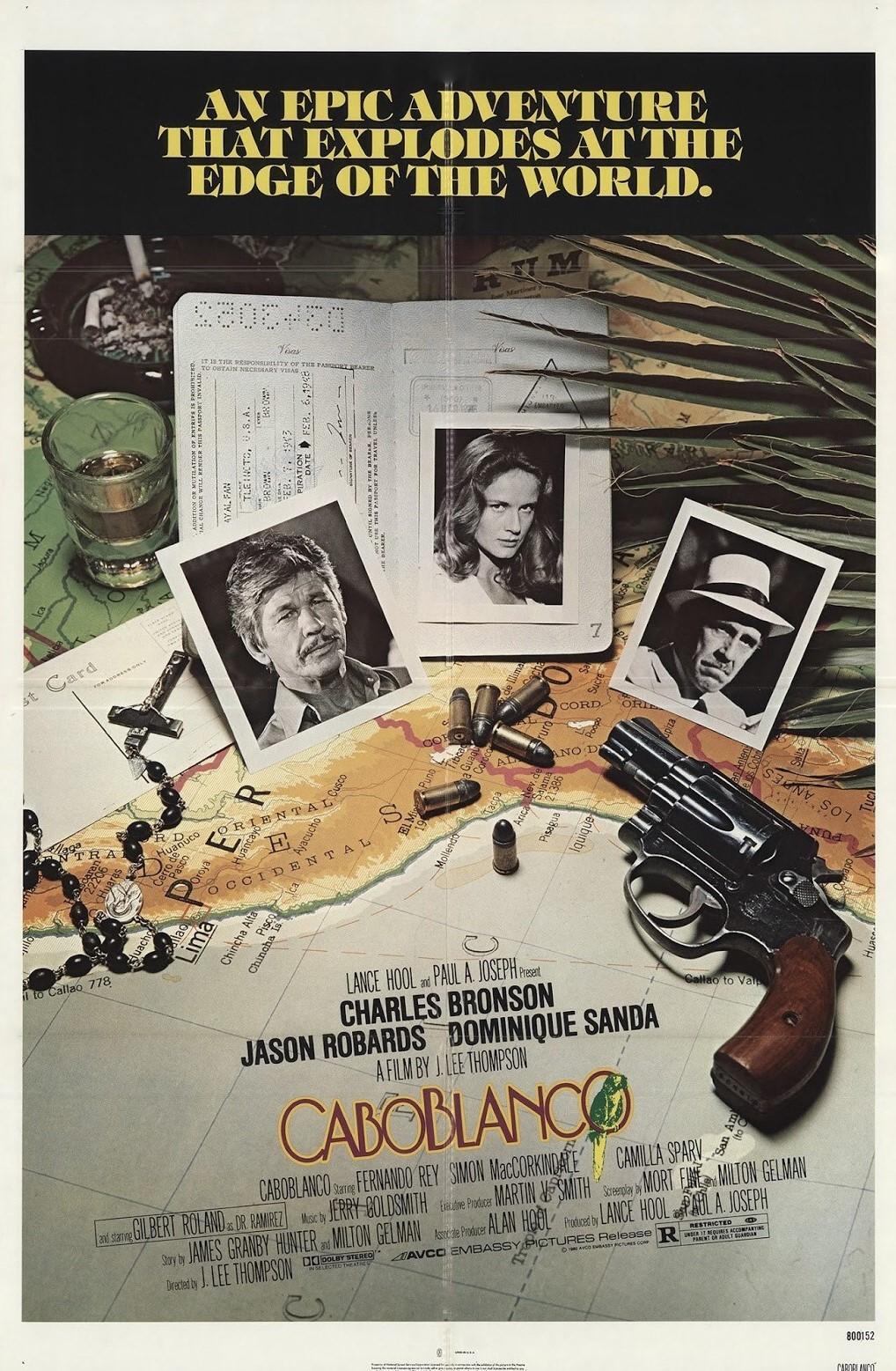 Caboblanco (1980)