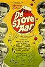 De sjove år (1959) Poster
