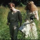 Woody Allen and Mia Farrow in A Midsummer Night's Sex Comedy (1982)