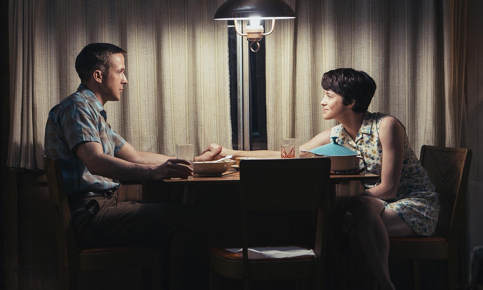 Ryan Gosling e Claire Foy
