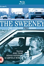 The Sweeney Poster - TV Show Forum, Cast, Reviews