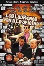 Los ladrones van a la oficina (1993) Poster