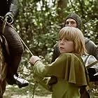 Dean Lawrence in Robin Hood Junior (1975)