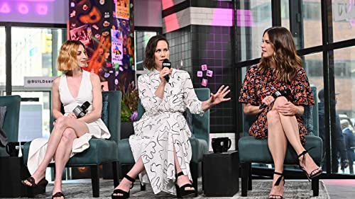 """BUILD: The Women of """"Younger"""" Weigh in on the """"Glass Cliff"""""""