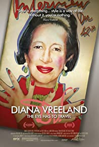 Primary photo for Diana Vreeland: The Eye Has to Travel