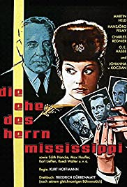 The Marriage of Mr. Mississippi Poster