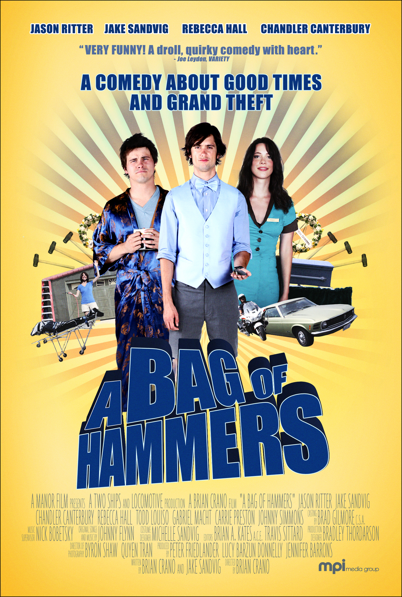 7f5482544a13 A Bag of Hammers (2011) - IMDb
