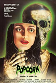 Popcorn(1991) Poster - Movie Forum, Cast, Reviews