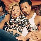 Terrence Howard, Paula Jai Parker, Taraji P. Henson, and Taryn Manning in Hustle & Flow (2005)