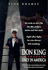 Primary photo for Don King: Only in America