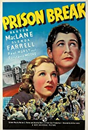 Prison Break(1938) Poster - Movie Forum, Cast, Reviews