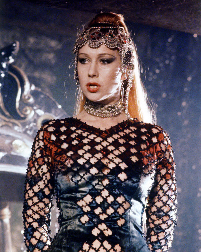 Helen Mirren in Excalibur (1981)