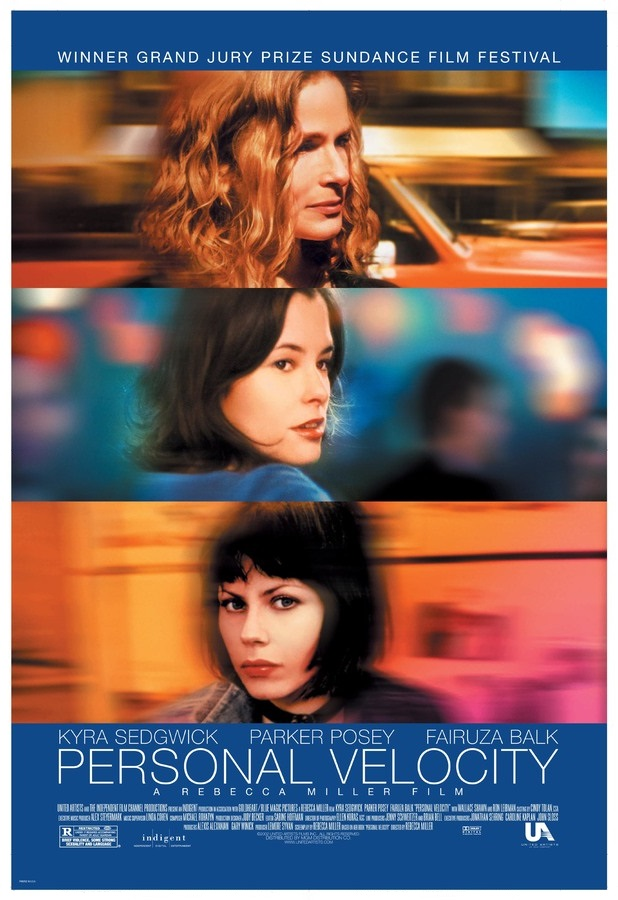 Personal Velocity: Three Portraits (2002)