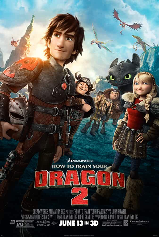 Free Download How to Train Your Dragon 2 Full Movie