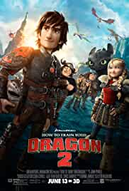How to Train Your Dragon 2 | 200MB | HEVC RIP | Hindi + English | WEB-DL