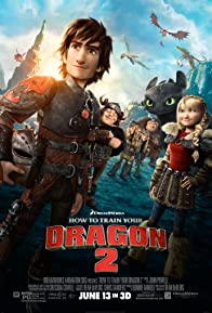 Primary photo for How to Train Your Dragon 2